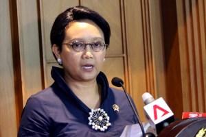 Menteri luar Negeri (Menlu) Retno Marsudi/Foto; Dok. Menlu