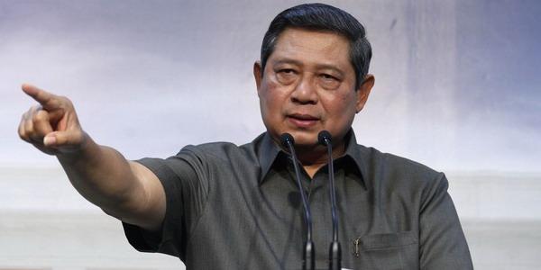 Presiden RI ke-enam Susilo Bambang Yudhoyono (SBY)/ Foto via Reuters