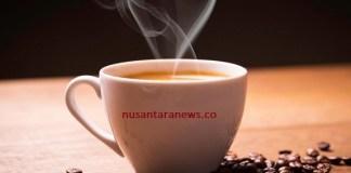 Minuman Kopi dengan suhu yang sangat panas/ Ilustrasi by SelArt/ Nusantaranews / Foto iStock