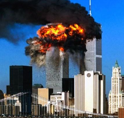 ILUSTRASI: Serangan World Trade Center