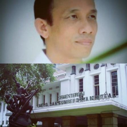 Menteri ESDM baru, Archandra Tahar/Ilustrasi: Nusantaranews/Eriec Dieda