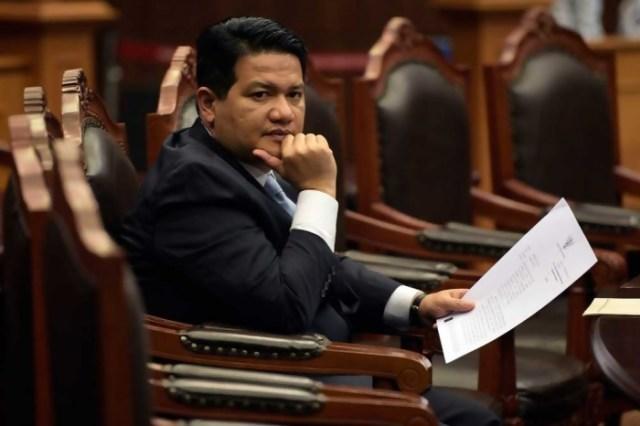 Ketua KPU RI Husni Kamil Manik