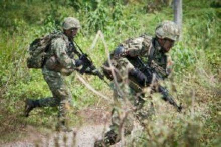 Batalyon Raider Kostrad TNI AD/Foto: Istimewa