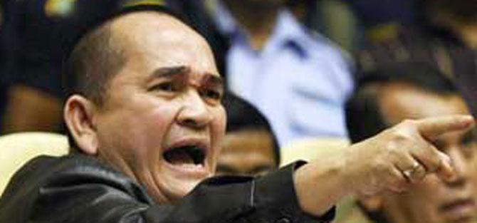 Politisi Ruhut Sitompul/Foto: Istimewa