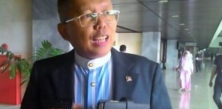 Anggota Komisi III DPR, Arsul Sani/Foto nusantaranews/amd