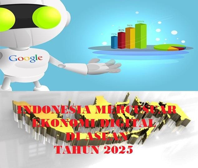 Ekonomi Digital Indonesia Terbesar di ASEAN tahun 2015/Ilustrasi nusantaranews