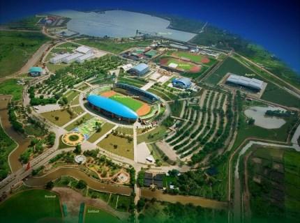Jakabaring Sport City/Ilustrasi foto nusantaranews via sumselprov