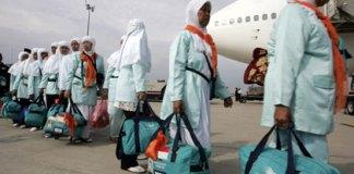 Jamaah Haji/Foto nusantaranews (Istimewa)