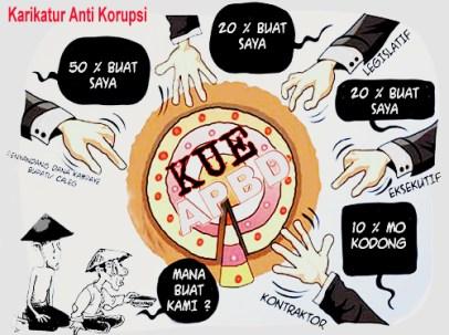Karikatur Anti Korupsi