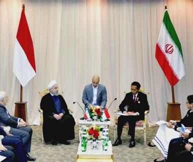 Kerjasama Iran Indonesia