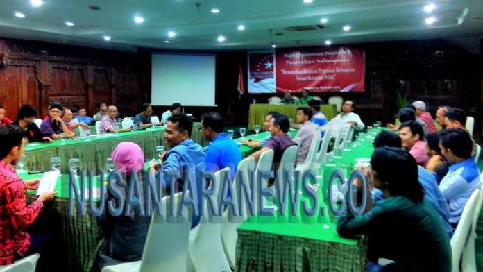 Rakornas Pergerakan Kebangsaan/Foto: Dok. Nusantaranews.co