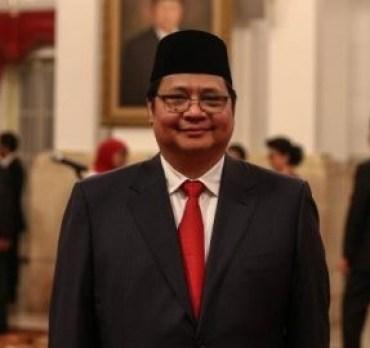 Menteri Perindustrian (Menperin), Airlangga Hartarto
