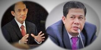 Menteri ESDM Archandra dan Fahri Hamzah/Ilustrasi Foto nusnataranews