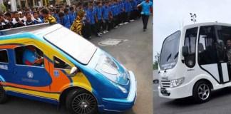 Mobil Tenaga Surya karya Anak Bangsa/Foto Ilustrasi nusantaranews