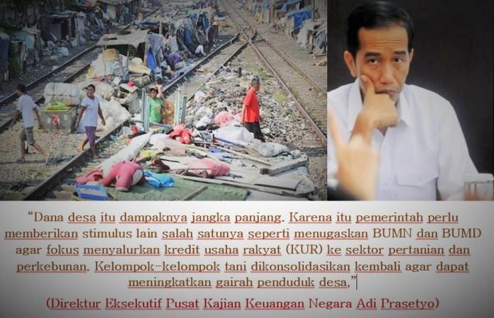 Nawacita dan Kemikiskinan Di Sekitar 71 Tahun Indonesia Merdeka/Ilustrasi foto nusantaranews