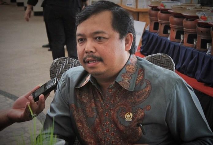 Wakil Ketua Komisi IV DPR RI, Herman Khaeron bicara soal kopi/foto nusantaranews via cirebonradio