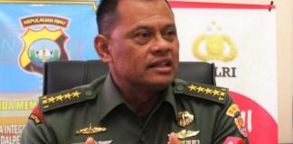 Jenderal TNI Gatot Nurmantyo/Foto: Istimewa