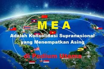 Keadaan Indonesia Hadapi MEA/Ilustrasi nusantaranews