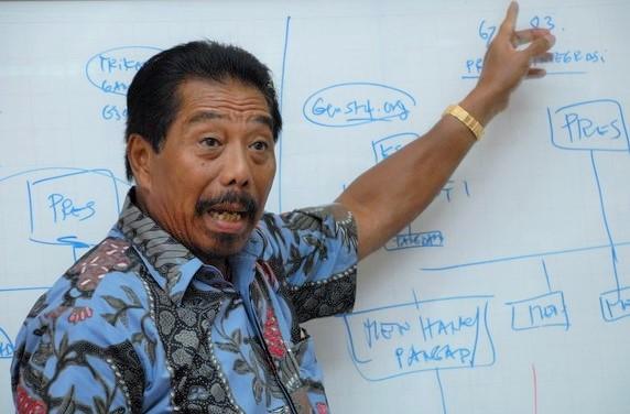 Marsekal Muda TNI (Purn) Teddy Rusdy/Foto: intelejen.co.id