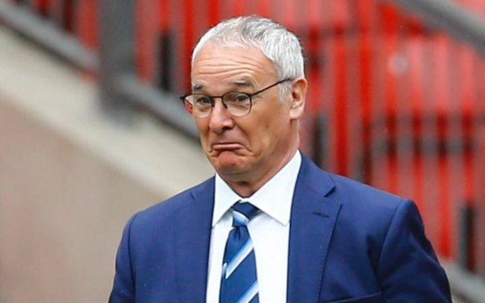 Pelatih Leicester City, Cloudio Ranieri/Foto Istimewa