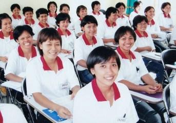 Pelatihan Calon TKW Bahasa Taiwan/Foto Istimewa