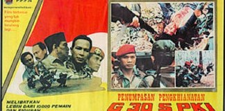 Pengkhianatan G30S PKI/Poster: wikipedia