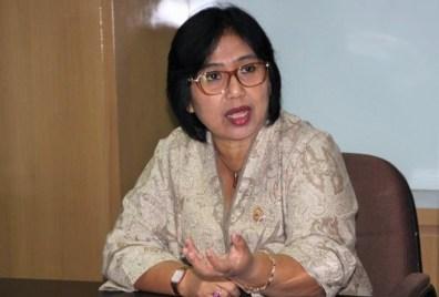 Politisi Nasdem Irma Suryani Chaniago/Foto IStimewa