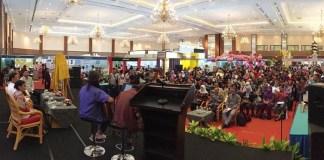 """Samarak Peluncuran """"Balada Si Burung Merak, Puisi-puisi Terlengkap WS Rendra""""/Foto: Dok. ITBM"""