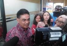 Ketua DPP PDIP Andreas Hugo Pareira. Foto Fadhilah/Nusantaranews