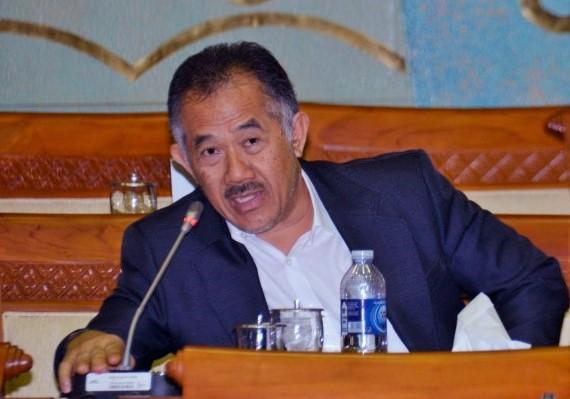 Anggota Komisi VII DPR RI, Harry Poernomo/Foto: via Aktual.com