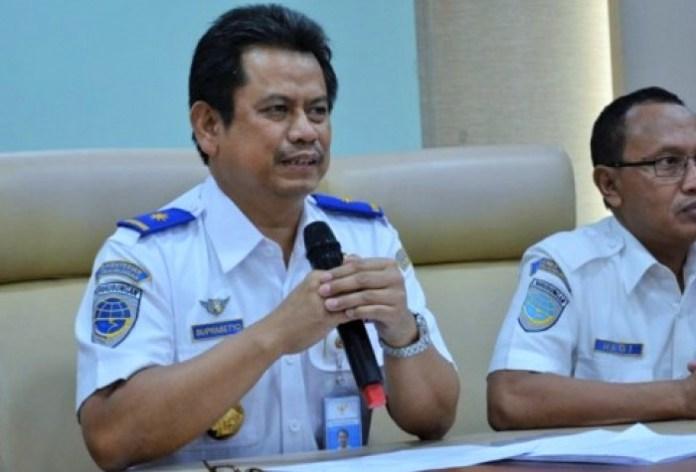 Direktur Jenderal Perhubungan Udara Kemenhub Suprasetyo/Foto : IST