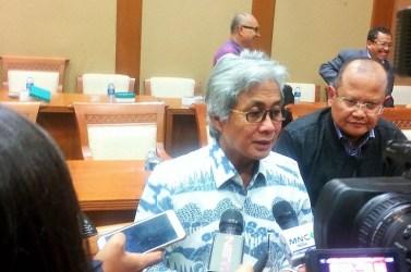 Direktur Utama Pertamina Dwi Soetjipto/Foto Andika/Nusantaranews