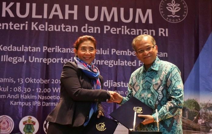 Civitas Akademika Seluruh Indonesia Diimbau Menginisiasi Studi Hasil Kerja Pemerintah/Foto: Dok. KKP