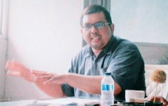 Koordinator Advokasi BPJS Watch, Timboel Siregar/Foto: beritasatu.com