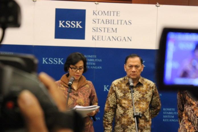 Menteri Keuangan Sri Mulyani. (Foto: Andika/Nusantaranews)