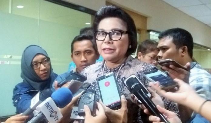 Wakil Ketua Komisi Pemberantasan Korupsi (KPK) Basaria Panjaitan/Foto Fadilah / Nusantaranews