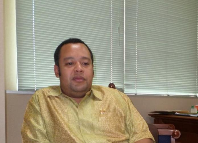 wakil ketua komisi vi dari fraksi partai gerindra mohamad hekal/foto ist