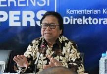Ketua Umum Partai Hanura Oesman Sapta Odang. Foto: Dok. NusantaraNews