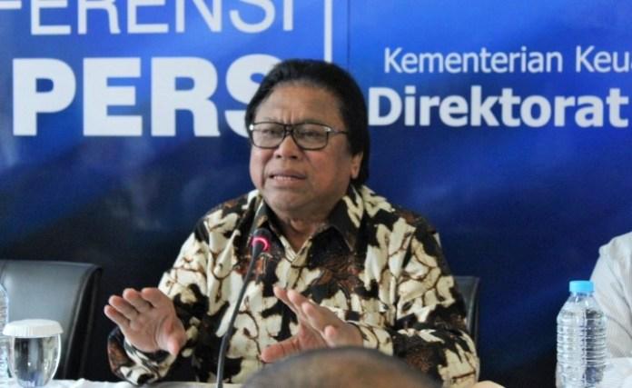 Wakil Ketua Majelis Permusyawaratan Rakyat (MPR) Oesman Sapta Odang/Foto Andika / Nusantaranews