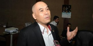 Wakil Ketua Umum Himpunan Kerukunan Tani Indonesia (Waketum HKTI) Heri Gunawan. Foto via Teropongsenayan