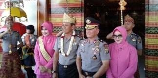 Kapolda Lampung Brigjen Pol. Sudjarno/Foto Hendra/nusantaranews