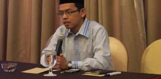 Koordinator Nasional Jaringan Pendidikan Pemilih untuk Rakyat (JPPR) Masykurudin Hafidz/Foto: Dok. Masykur (Istimewa)