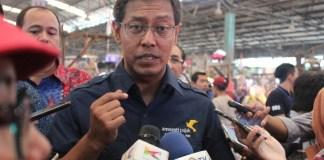 Direktur Penyuluhan, Pelayanan dan Humas Ditjen Pajak Hestu Yoga Saksama usai sosialisasi Amnesti Pajak di PIJK/Foto Andika / Nusantaranews