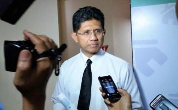 Wakil Ketua KPK, Laode M Syarief. (Foto: Restu Fadilah/Nusantaranews