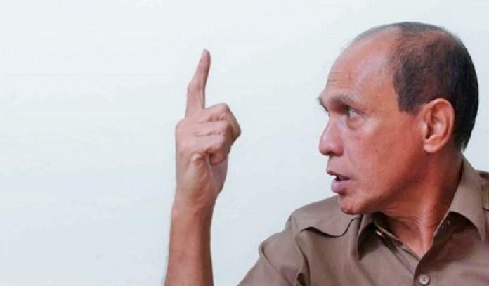 Mantan Kepala Staf Komando Cadangan Strategis Angkatan Darat (Kostrad) Mayor Jenderal (Purn) TNI Kivlan Zein/Foto: dok. Tempo.co