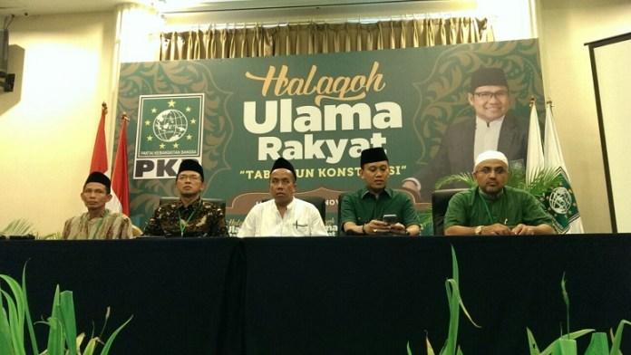 Acara Halaqoh Ulama Rakyat/Foto Hatiem / NUSANTARAnews