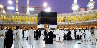 Ibadah umrah di Makkah. Foto Ilustrasi/qatarliving