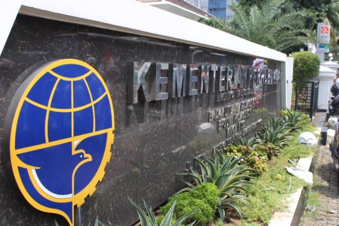 Kementerian Perhubungan (Kemenhub). Foto Andika/Nusantaranews