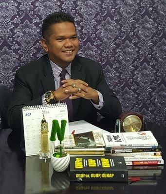 Ketua Perhimpunan Magister Hukum Indonesia (PMHI), Fadli Nasution. Foto Dok. Pribadi