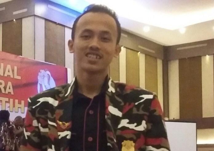 Ketua Umum Markas Besar Laskar Merah Putih H. Adek Erfil Manurung. Foto Dok. ISTNusantaranews